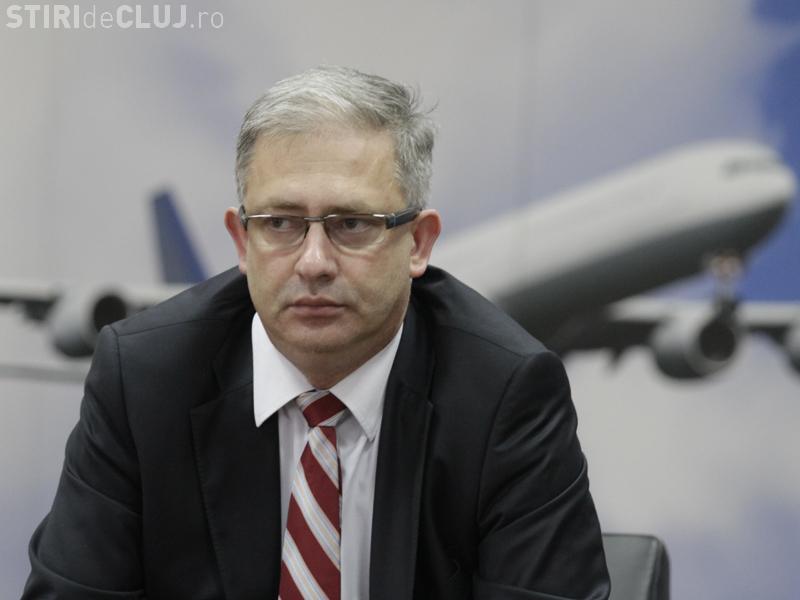 Noul CA al Aeroportului Cluj: David Ciceo rămâne director general până la organizarea unui concurs