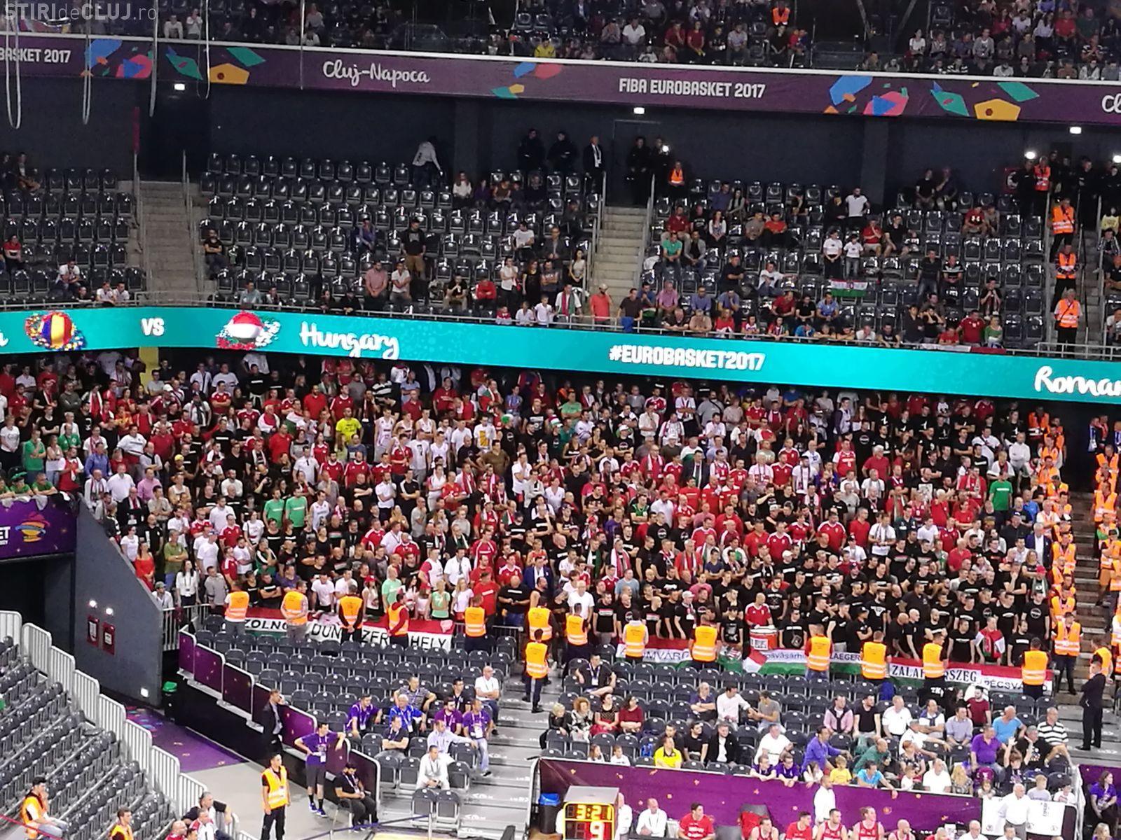 România - Ungaria la EuroBasket. Am pierdut meciul și am RATAT calificarea - VIDEO