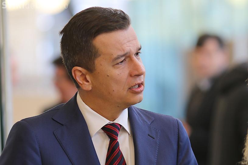 Fostul premier Sorin Grindeanu, audiat la DNA