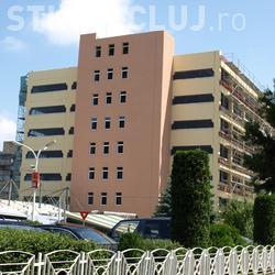 Parking Manastur (Parcare Mănăștur) Str. Primaverii / Mehedinti