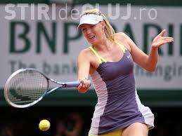 Maria Sharapova a fost eliminată de la US Open. A pierdut în meciul din optimi