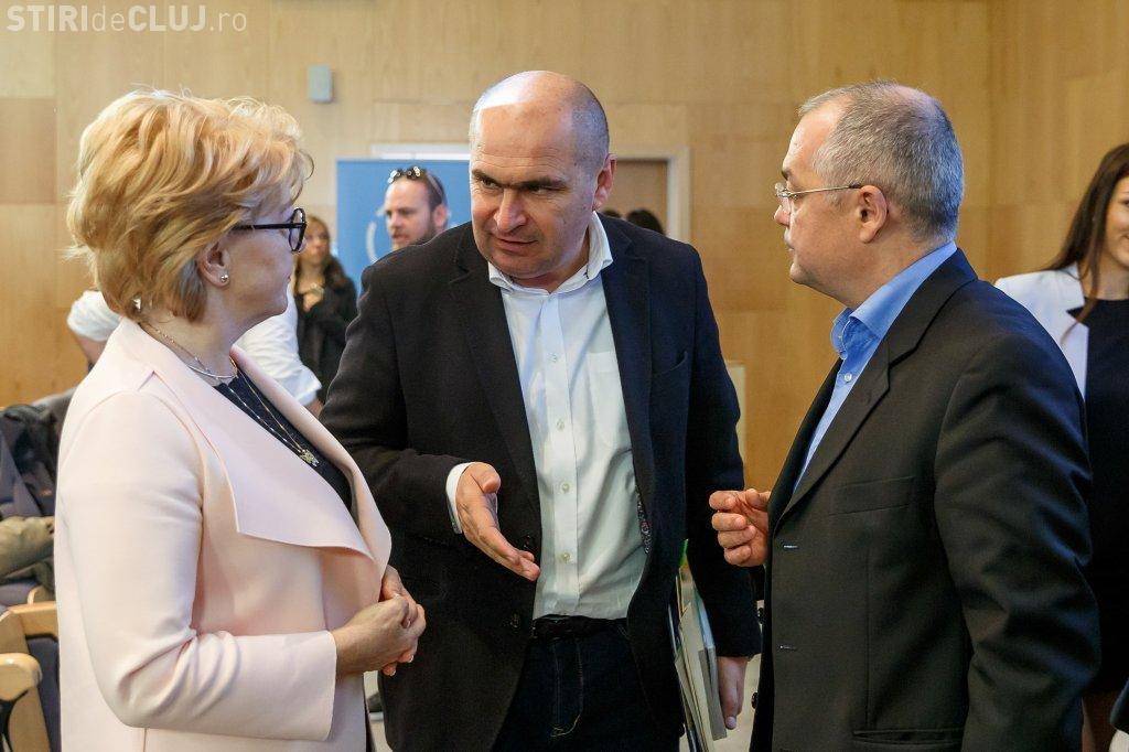 Primarii au împărtășit din experiența lor la conferința de bune practici în administrația locală de la Cluj-Napoca