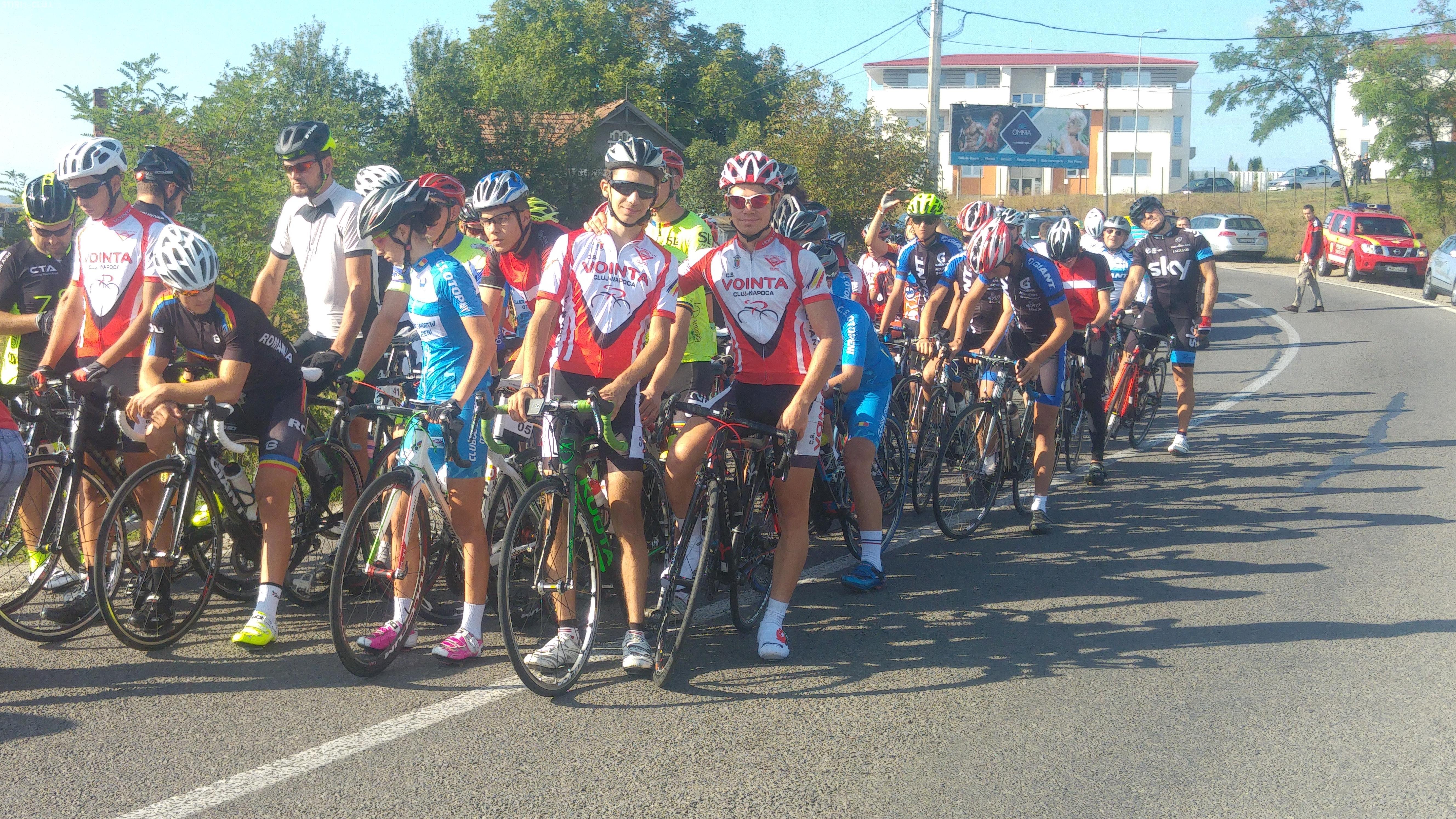 Turul ciclist al Clujului, TROFEUL ARDEALUL. Rezultate finale