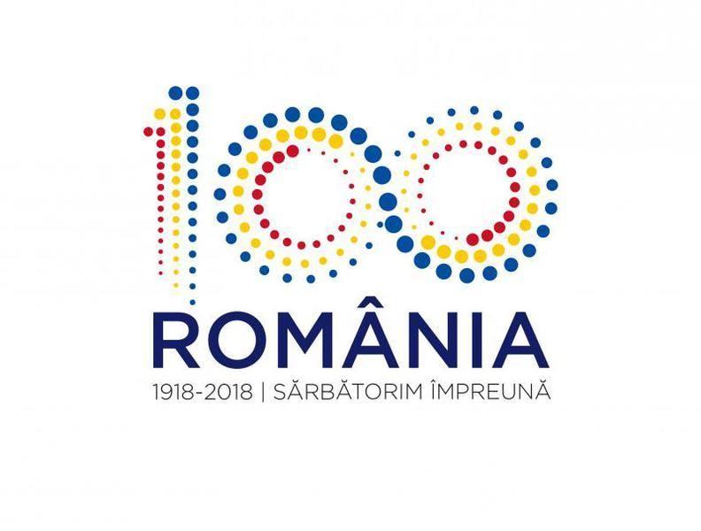 O gafă a fost găsită în logoul pe care Ministerul Culturii l-a ales pentru Centenarul Marii Uniri