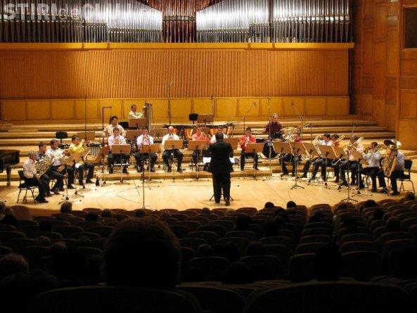 Concertul vocal-simfonic de închidere a Festivalului Cluj Ensemble