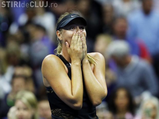 Sharapova, după eliminarea de la US Open: Îmi voi aminti mereu meciul cu Halep