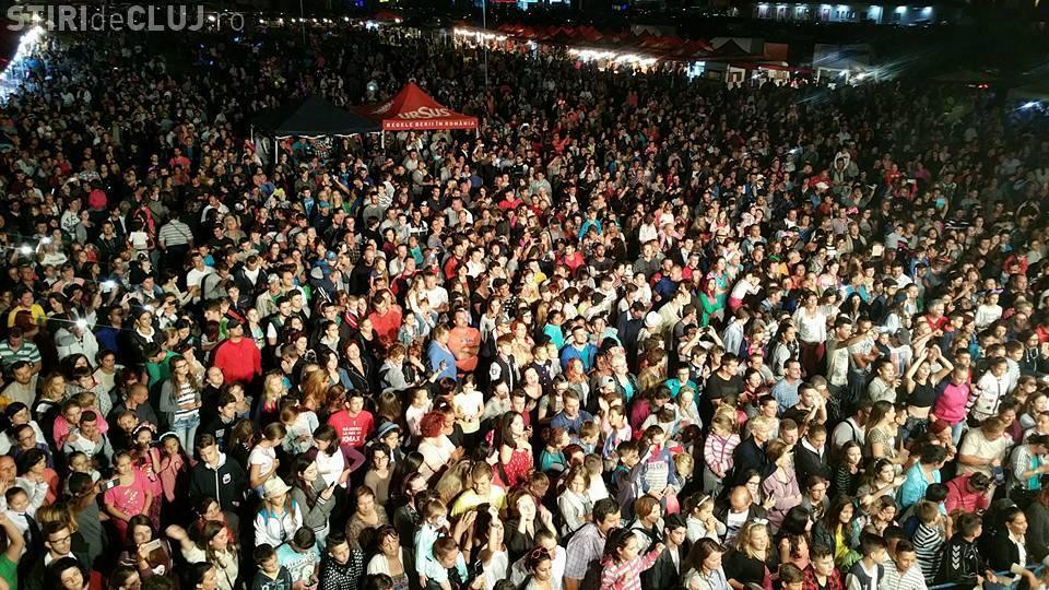 Zilele Floreștiului încep în 1 septembrie. Ce concerte sunt anunțate