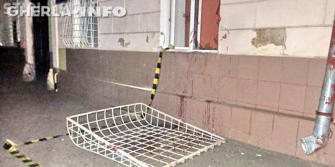 Scandal la spital în Gherla. Un bărbat rupt de beat a distrus un geam pentru că nu a fost lăsat să își viziteze ruda în toiul nopții