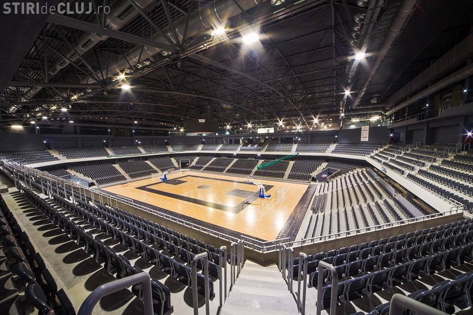 Cluj Eurobasket 2017 - Promovarea fiind deficitară, s-au vândut numai jumătate din bilete