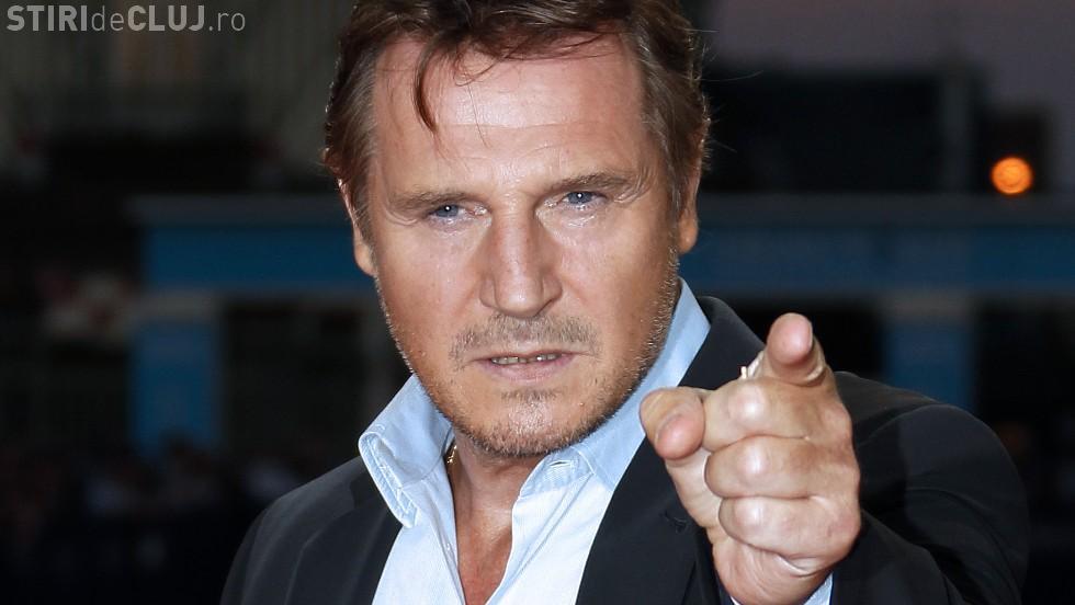 Actorul Liam Neeson le dă vești proaste fanilor