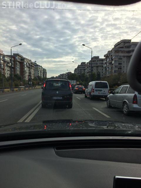 De ce este atât de criticat sensul giratoriu de pe Calea Florești - FOTO