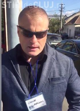 Boxerul clujean Călin Mărincuș a făcut scandal la un eveniment LADO unde se discuta problema migrației - VIDEO