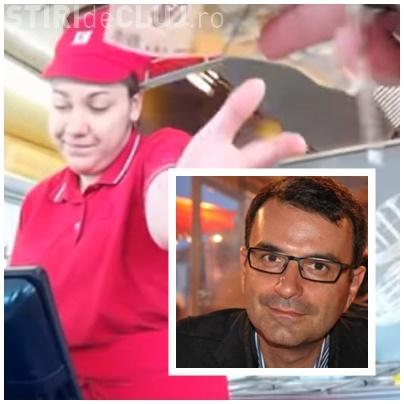 Lucian Mândruță îi ia apărarea angajatei de la Kaufland Odorheiul Secuiesc