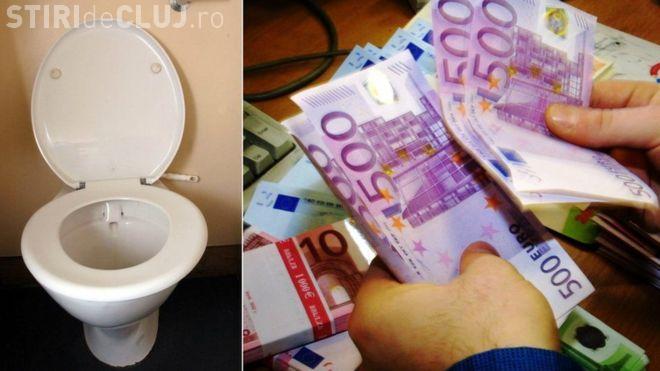 Zeci de mii de euro au înfundat canalizarea Genevei