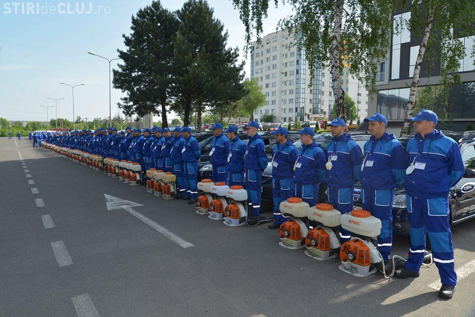 Coral Impex se ocupă acum și de deratizarea din București