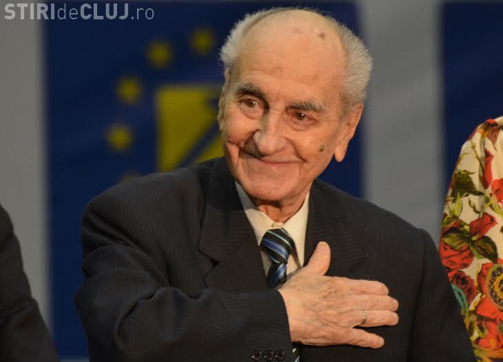 Președintele de onoare al PNL a murit! Împlinise 100 de ani
