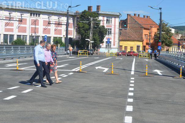 Viceprimarul Clujului susține că șoferii încă nu știu să folosească INOVAȚIILE aduse traficului clujean