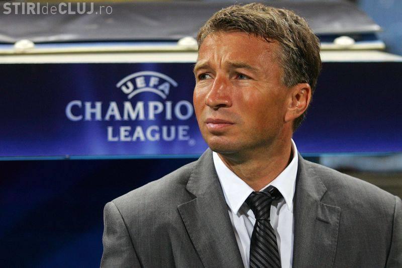 Dan Petrescu nu are voie să plece de la CFR Cluj la națională. Mara: Nu-și dă jos pantalonii când vor alții