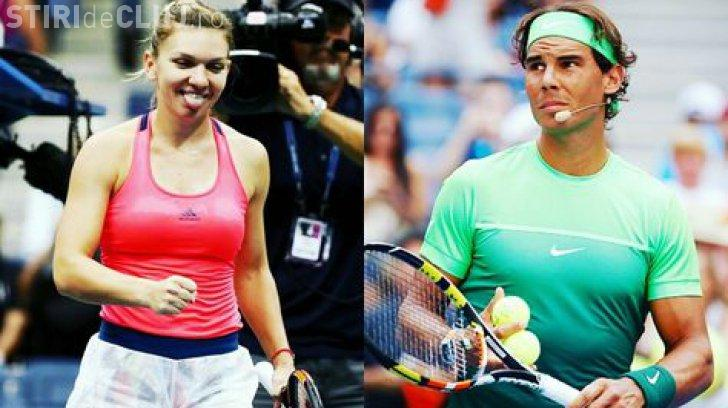 Simona Halep are o legătură cu Rafael Nadal. Antrenorul ei spune că o ajută