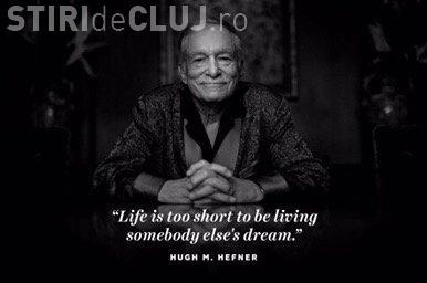 Fondatorul Playboy, Hugh Hefner, s-a stins din viață