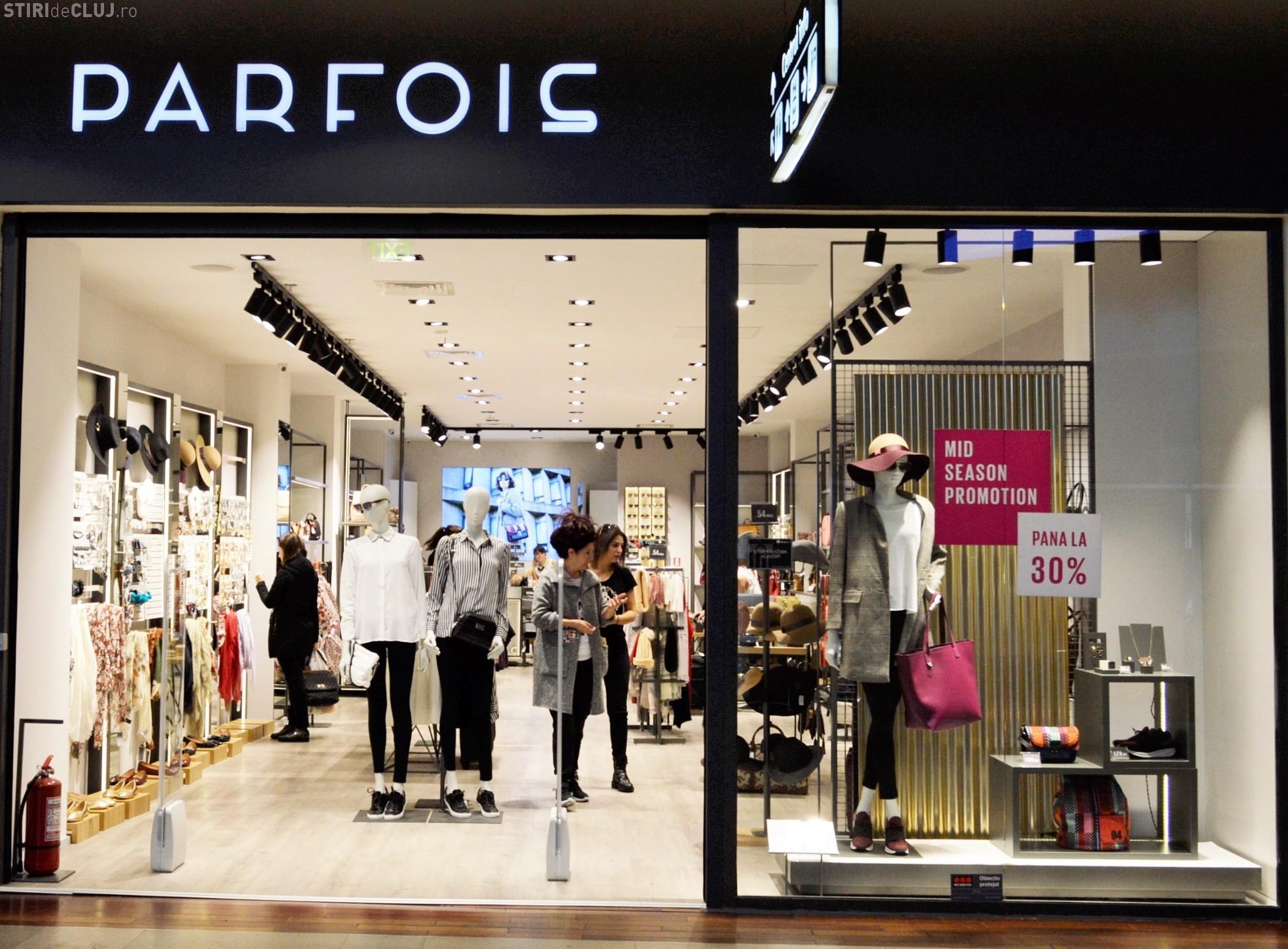 Primul magazin din Cluj al brandului de accesorii Parfois s-a deschis la Iulius Mall (P)
