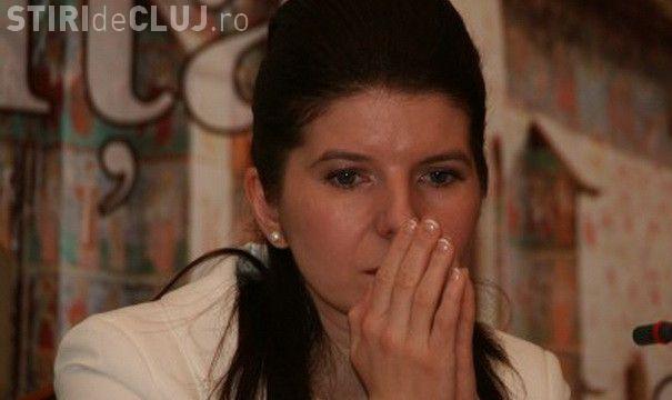 Monica Iacob Ridzi a plâns în fata unui judecător din Gherla și a cerut să fie eliberată