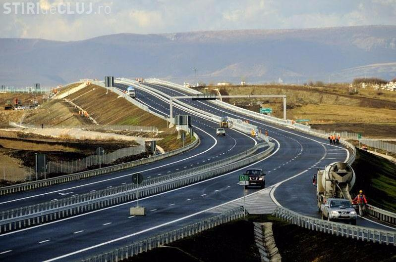 Veste bună despre Autostrada Transilvania. Trei noi tronsoane scoase la licitație