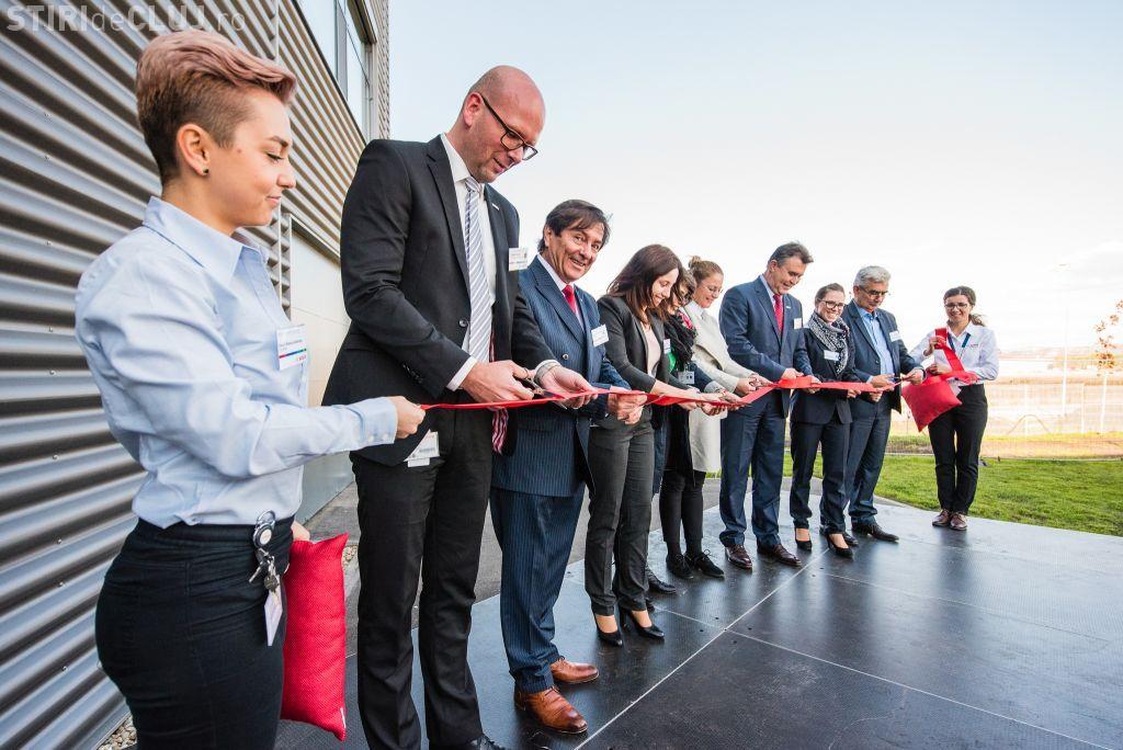 Centru de Training pentru elevi de 6 milioane de euro deschis la Jucu