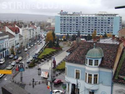Piața Mihai Viteazu va fi reabilitată. Apar și 2 statui ale unor înalte fețe bisericești