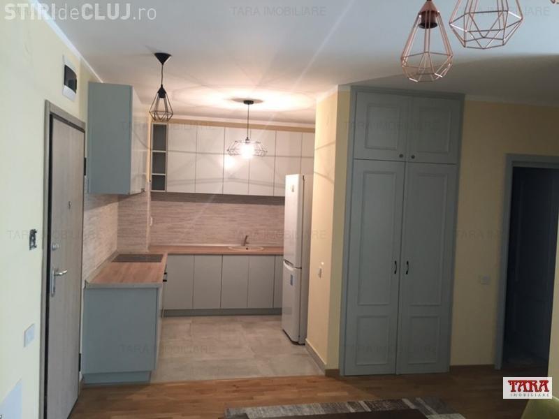 Apartament cu 2 camere în Mănăștur la preț de penthouse de LUX