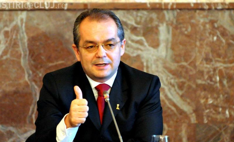 """Emil Boc vrea să facă studiul de fezabilitate """"CIUNTIT"""" pentru centura metropolitană, fără ajutorul Bucureștiului"""