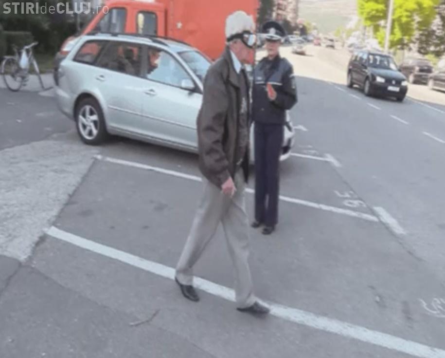 Acțiune inedită a Poliției la Cluj! Șoferii au experimentat efectele consumului de alcool și droguri cu ajutorul unor ochelari VIDEO