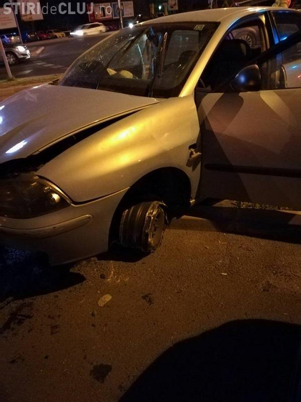 VIDEO din Cluj-Napoca. Cursa nebună a fetei de 19 ani, drogată și fără permis