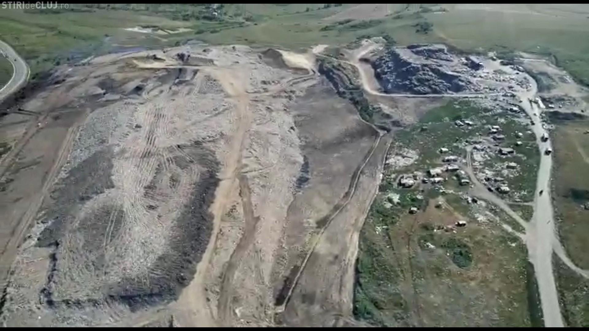 CJ Cluj susține că probele de apă și sol de la Pata Rât arată că lucrurile nu sunt atât de grave. Ce spun ecologiștii - VIDEO