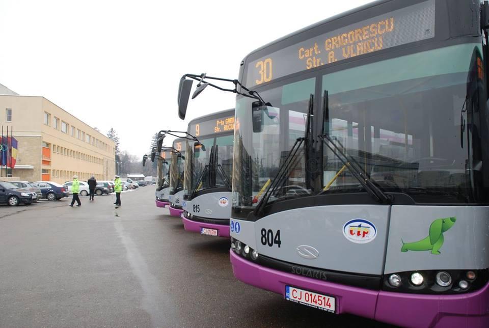 Ar fi UTILE curse de autobuz Zorilor-Gheorgheni sau Grigorescu-Gheorgheni? CTP spune că nu