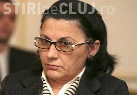 Fostul ministru al Educației, Ecaterina Andronescu, audiată la DNA