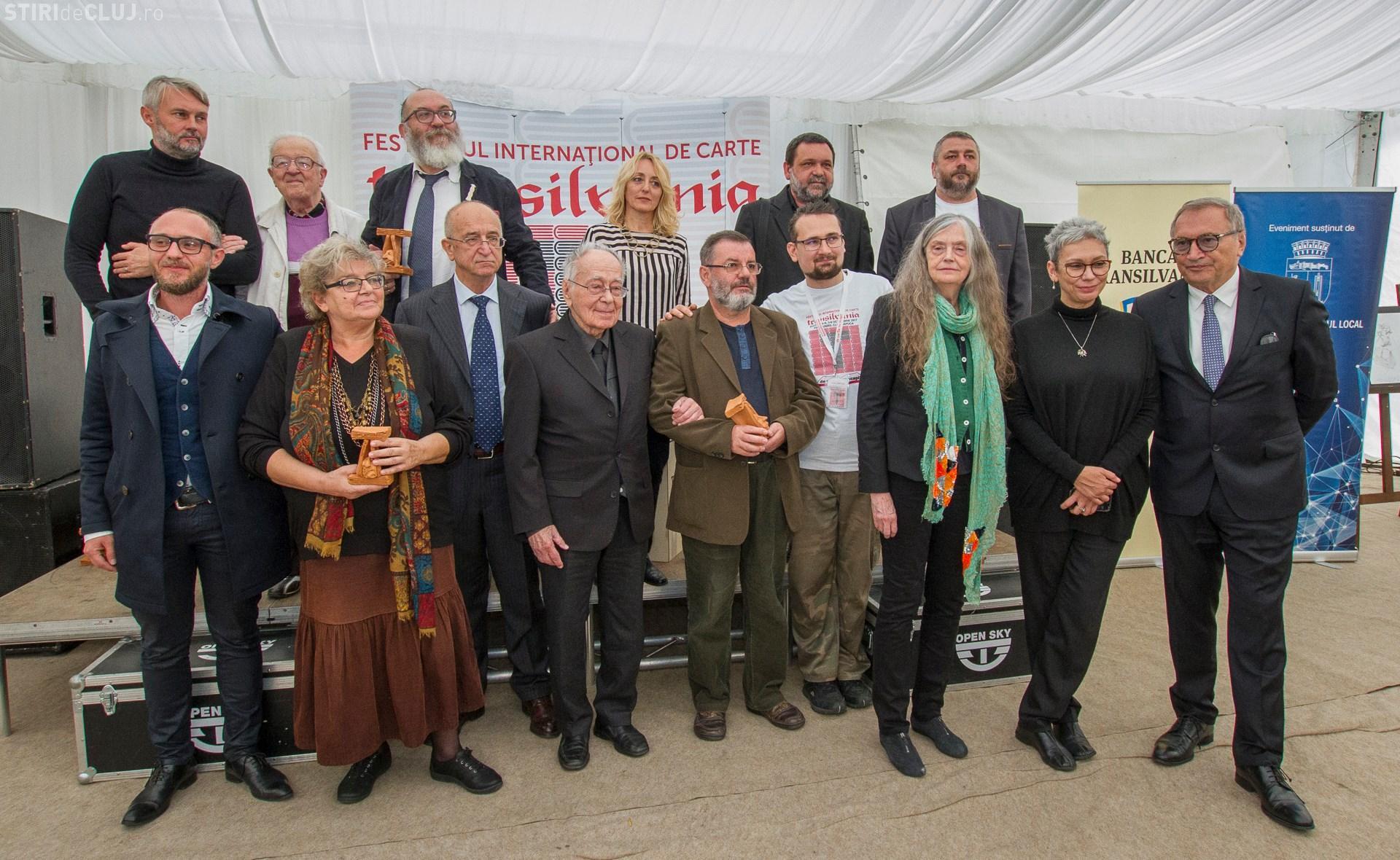 Premiile FICT, Festivalul Internațional de Carte Transilvania