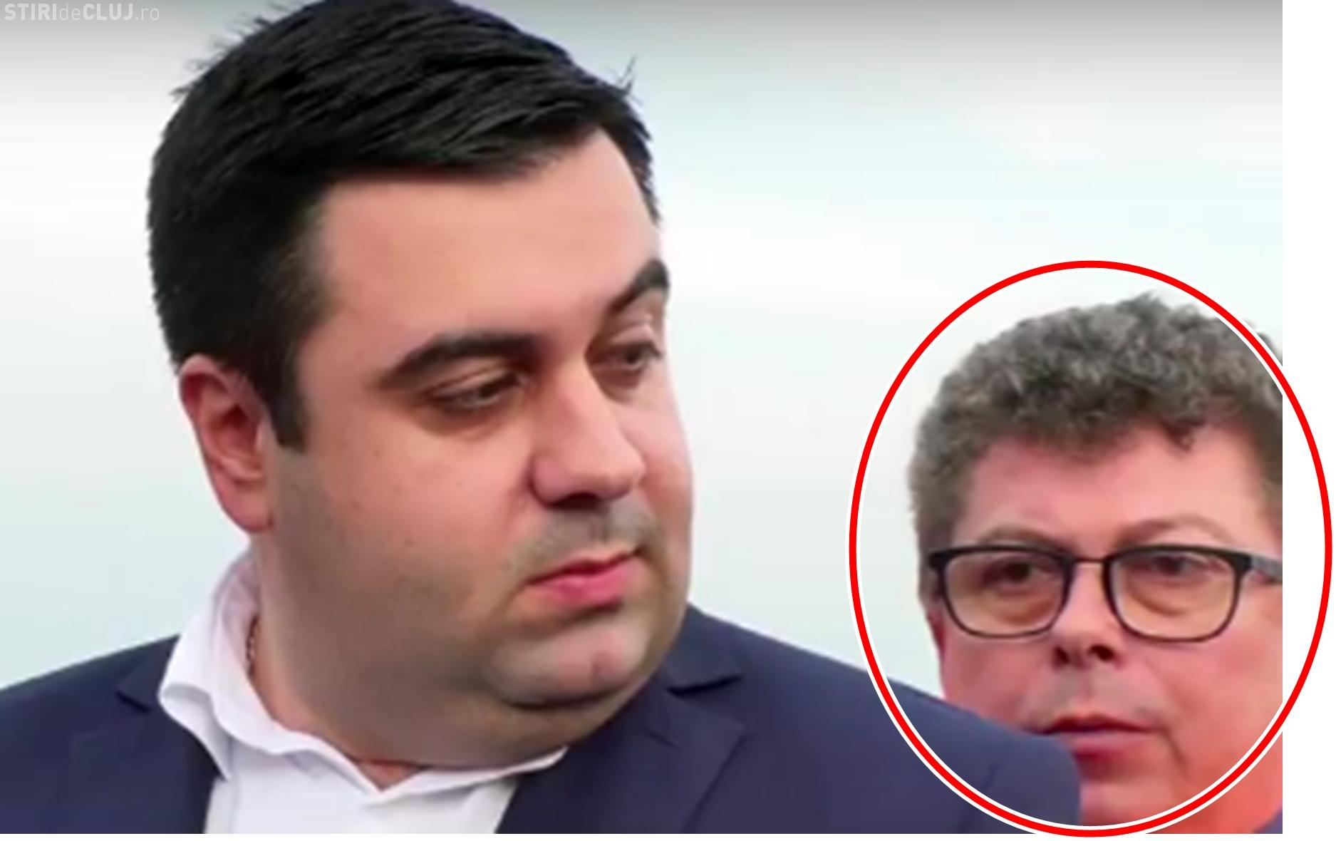 O firmă reprezentantă de fiul noului director de la DRDP Cluj a câștigat o licitație de milioane de euro