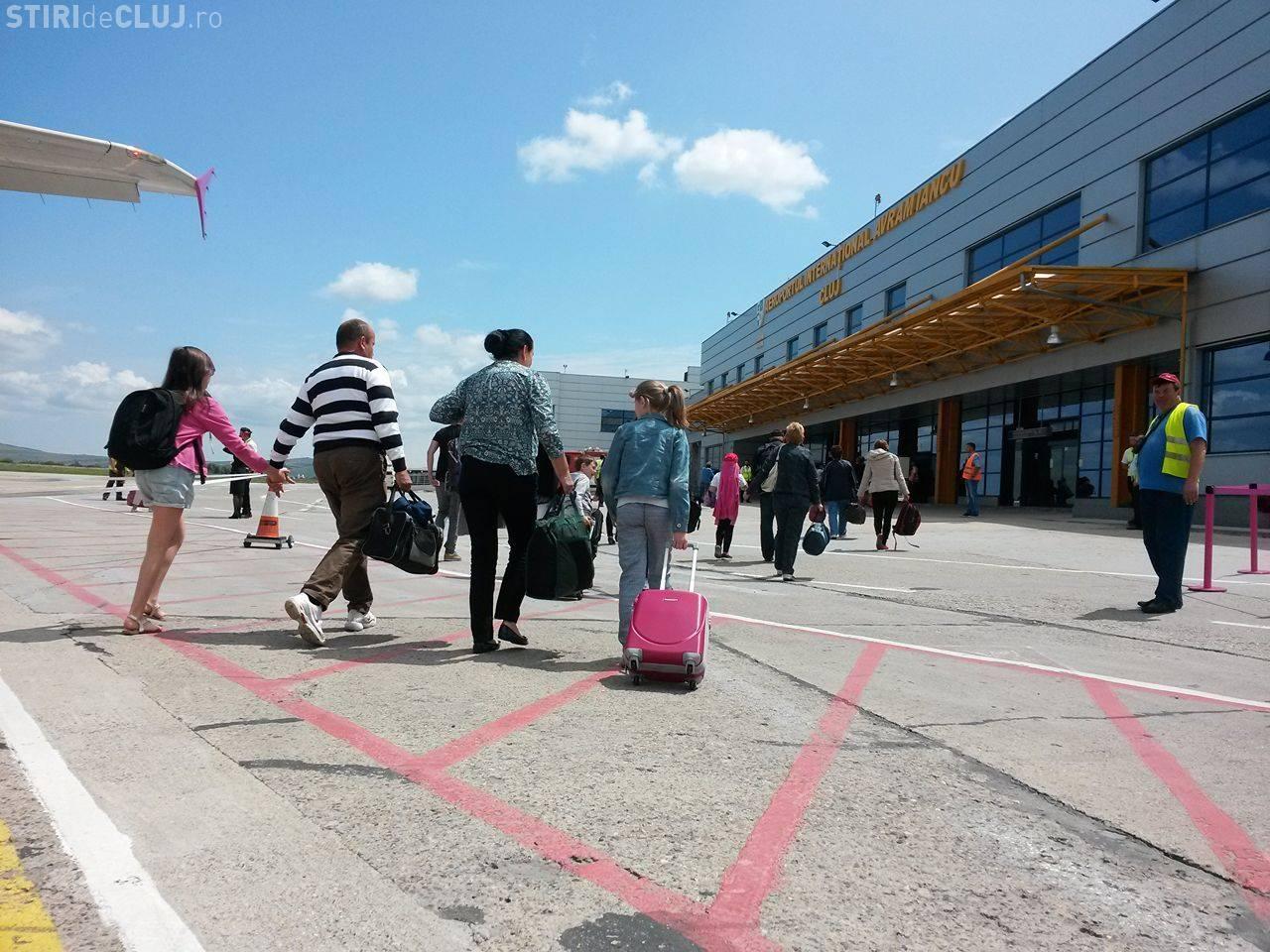 Directorul Aeroportului Cluj, David Ciceo: Din 17 octombrie, ora 00.00, vor fi întrerupte zborurile la Cluj