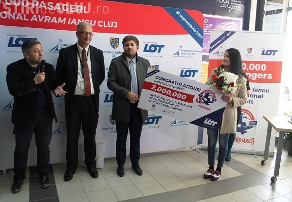 Tișe amenință că îl demite pe Ciceo dacă mai spune că se închide Aeroportul Cluj