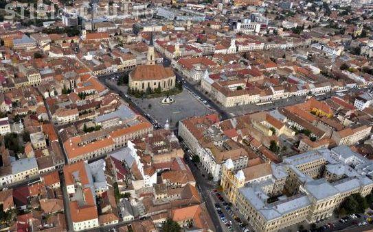 În Cluj-Napoca apare o nouă piațetă. Este situată în centrul orașului