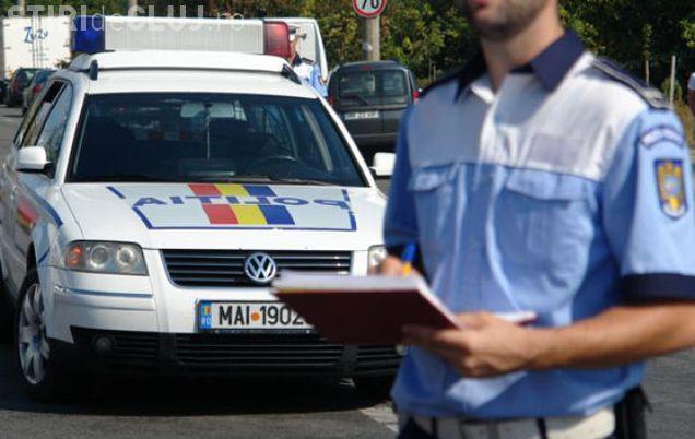 """Tupeu vs Poliția Română! """"Nu am chef să semnez, bă!"""" sau """"Hai, calcă-mă!"""" - VIDEO"""