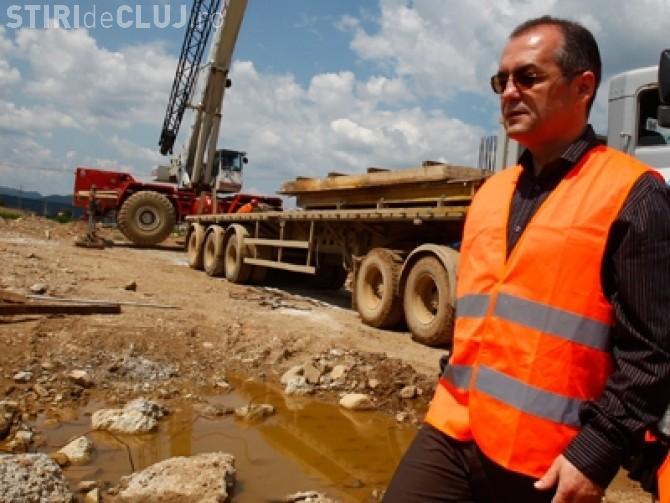 Boc: Sunt 56 de proiecte imobiliare blocate. Clujul este blocat de București