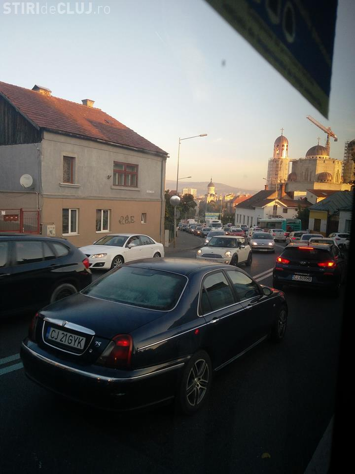 Clujul e blocat marți dimineața! Începe distracția. Modificările la trafic EFECT zero - FOTO