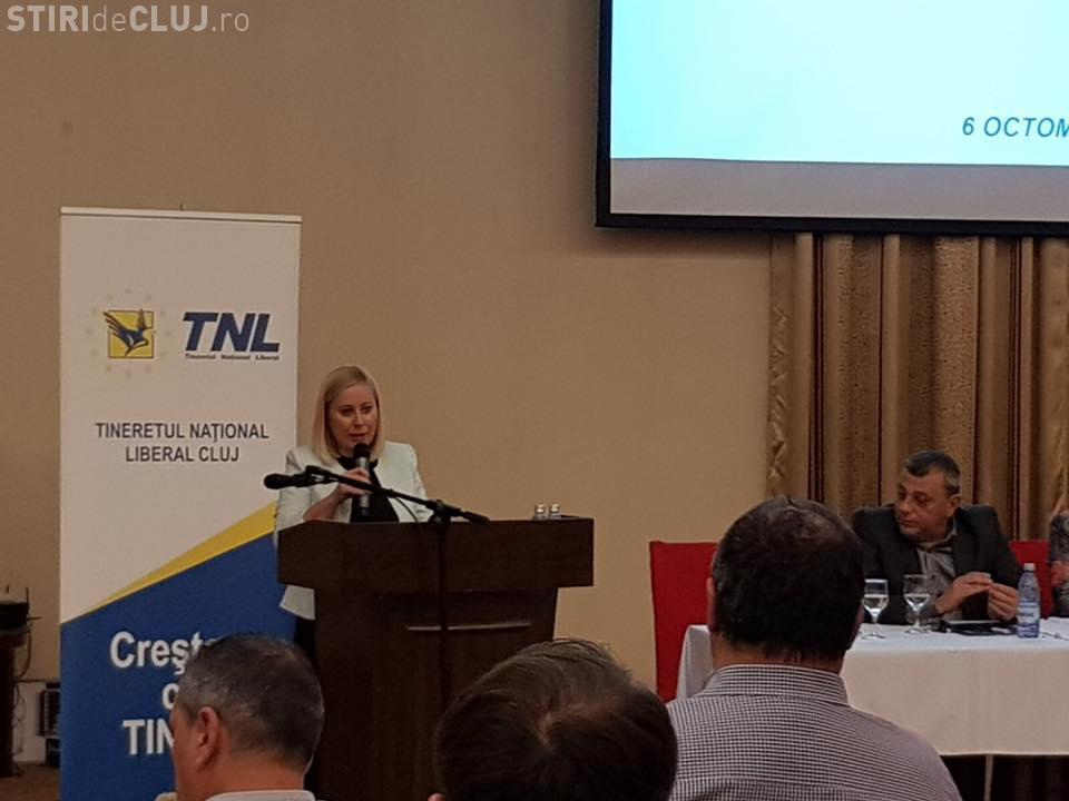Maria Forna, noul președinte al TNL Cluj. S-a votat o nouă conducere