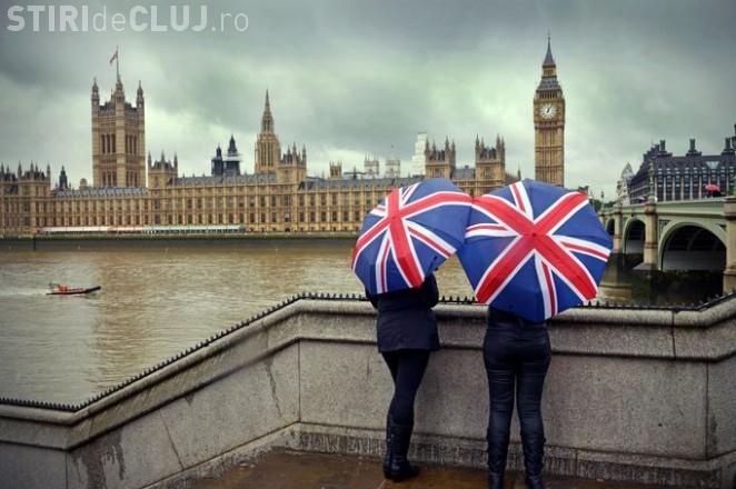 Românii ar putea merge în Marea Britanie numai cu vize
