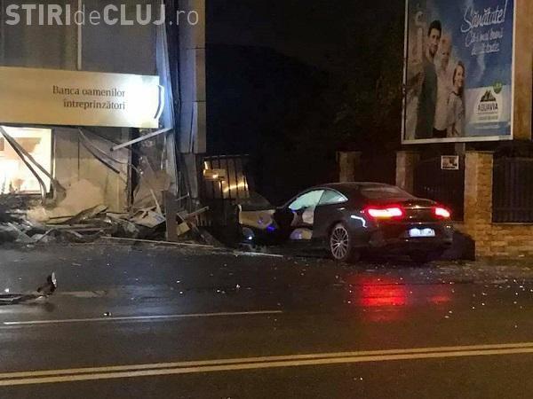 Sorin Gadola, fostul proprietar UNTOLD, și-a distrus bolidul de 150.000 de euro, în accidentul de pe Traian Vuia