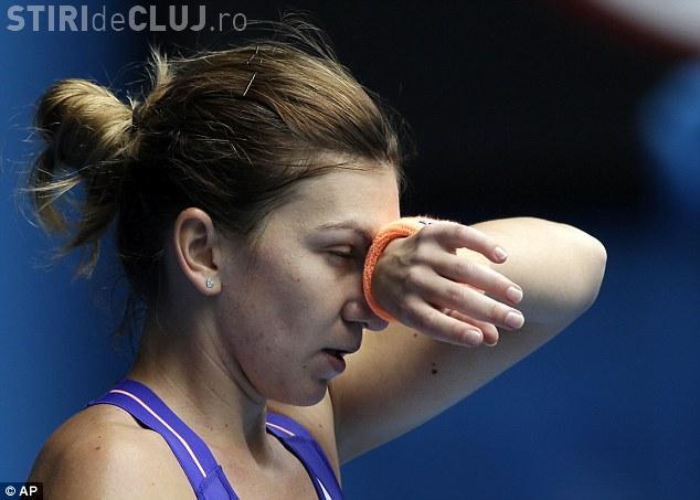Simona Halep ÎNFRÂNTĂ la Turneul Campioanelor! Svitolina a scos-o din competiție