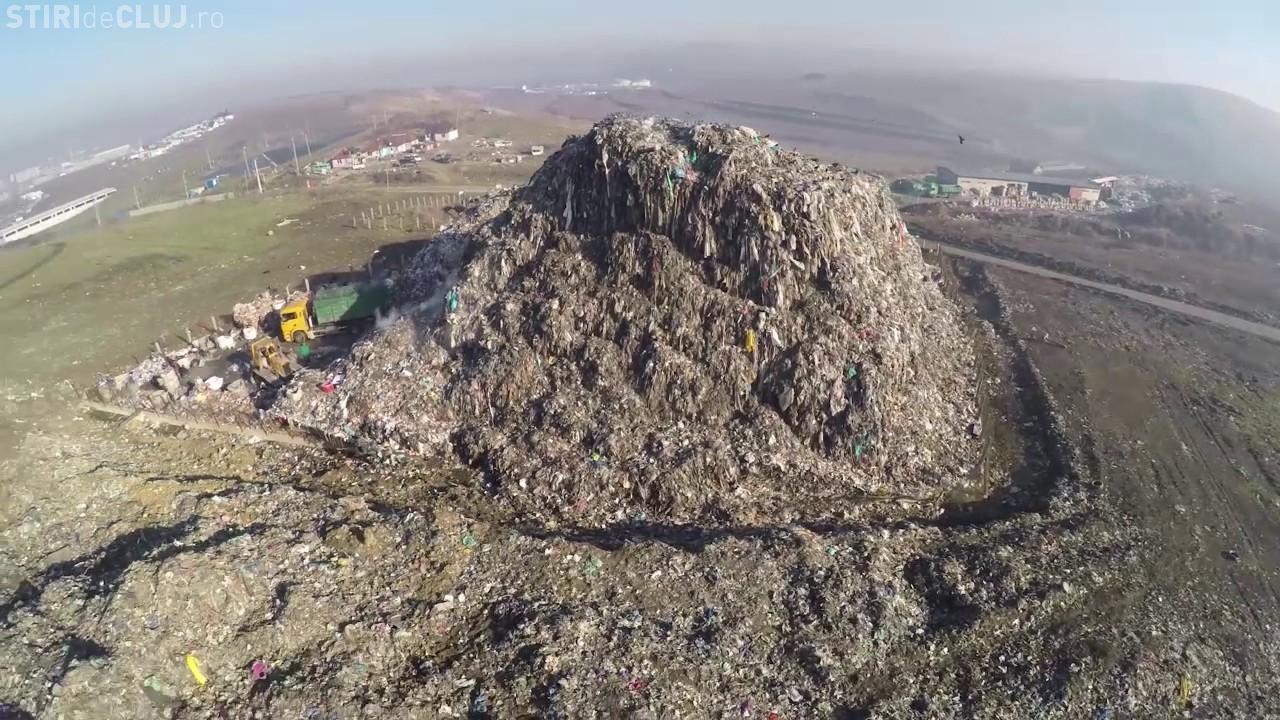 Ministrul Mediului la Cluj îi face iresponsabili pe cei de la Primărie și CJ Cluj pe tema gunoaielor