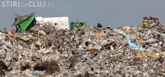 CJ Cluj va închide ultimele două rampe neconforme de deșeuri din județ